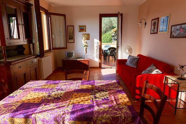 Casa Vacanze a Campiglia Marittima - Villa Denise