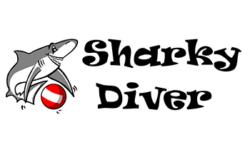 sharky diver siti amici villa denise