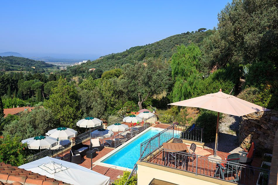 tuscany holiday home with pool - Villa Denise