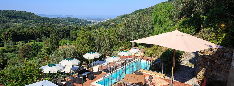 Appartamenti Vacanza Toscana Campiglia Marittima - Villa Denise